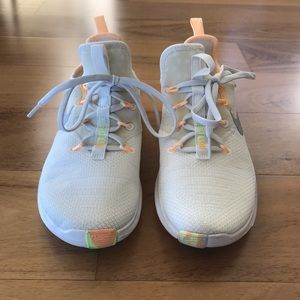 Nike Free Shoes — White